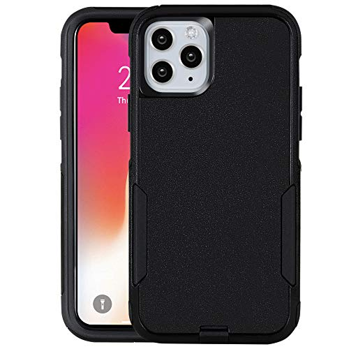 Krichit Pioneer iPhone 11 Pro Case,Pioneer Heavy Duty Case for iPhone 11 Pro Cases 5.8 inch (Black)