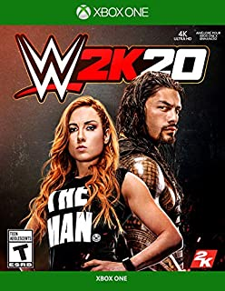 WWE 2K20 - Xbox One (B07WL5R1F2) | Amazon price tracker / tracking, Amazon price history charts, Amazon price watches, Amazon price drop alerts