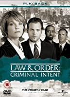Law And Order Criminal Intent - Series 4