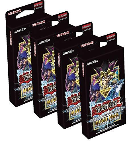 Unbekannt Movie Pack Secret Edition - Special Edition (4 Boxen) - Deutsch