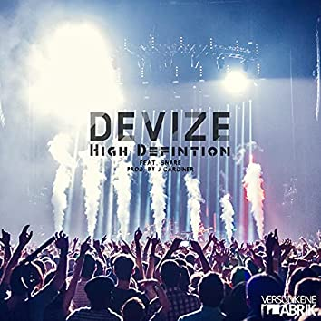 High Definition (feat. Snare)