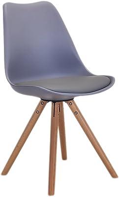 Silla de Comedor Moderna de Madera de Ocio Minimalista negocia mesas y sillas (Color :