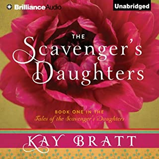The Scavenger's Daughters audiobook cover art