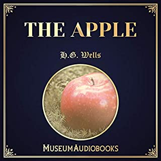 The Apple audiobook cover art