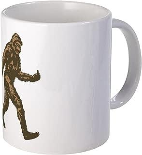 CafePress - Bigfoot Mugs - Unique Coffee Mug, Coffee Cup