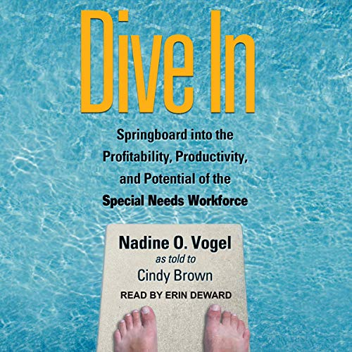 Dive In audiobook cover art