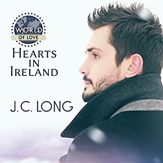 Hearts in Ireland audiobook cover art