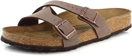 ecdc621655d Birkenstock Women s Yao Leather Sandal
