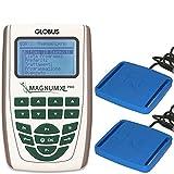 Magnum XL – Pro con 2 solenoides rígidos Globus Magnetoterapia 2 canales – 500 Gauss ...