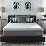 Slumber Solutions 14-inch Gel Memory Foam Choose Your Comfort Mattress - White Plush King