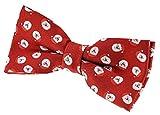 Retreez Herren Gewebte vorgebundene Weihnachten Fliege Weihnachtsmann 11.5 cm - rot, Weihnachtsgeschenk