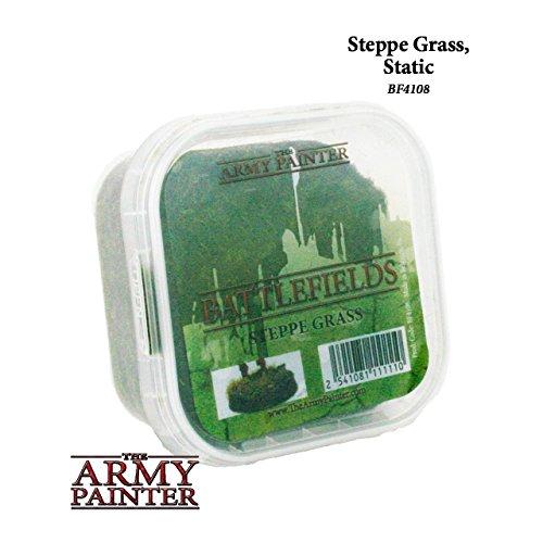 The Army Painter Battlefields Steppe Grass Flock - 150ml