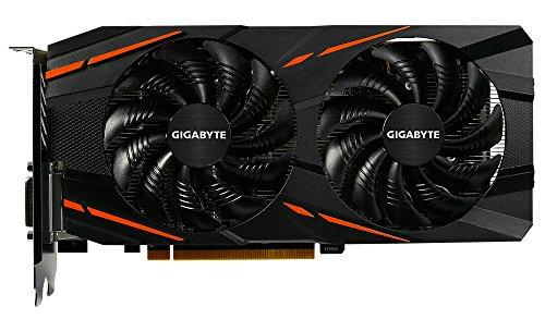 Gigabyte GV-RX580GAMING-8GD Tarjeta gráfica AMD Radeon RX 580 8 GB GDDR5