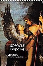 Scaricare Libri Edipo re. Testo greco a fronte PDF