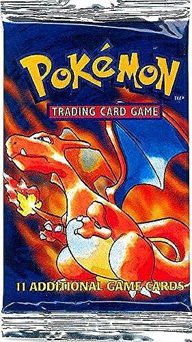 precios bajos Pokemon Card Game Game Game Base Set Booster Pack  Entrega rápida y envío gratis en todos los pedidos.