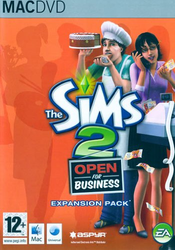 The Sims 2: Open for Business (Add-On) [UK Import]