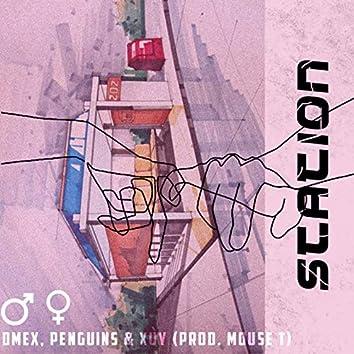 Station (feat. Penguins, Xùy)