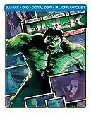 The Incredible Hulk (SteelBook) (Blu-ray + DVD + Digital Copy + UltraViolet)
