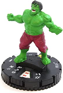 WizKids Marvel HeroClix Avengers Defenders War #003 Hulk Complete with Card