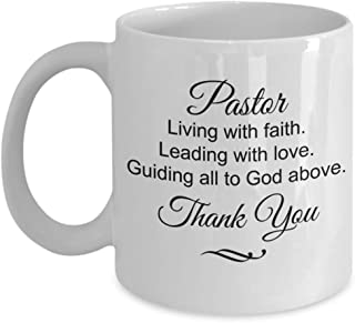 gift ideas for pastor leaving