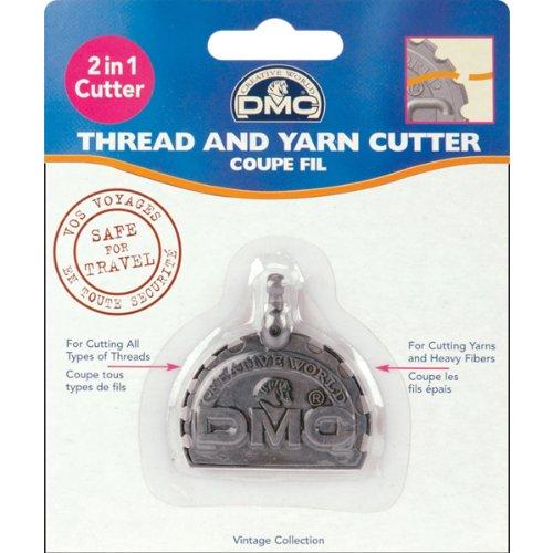 DMC 6120/3 Metal Thread and Yarn Cutter, 2-Inch