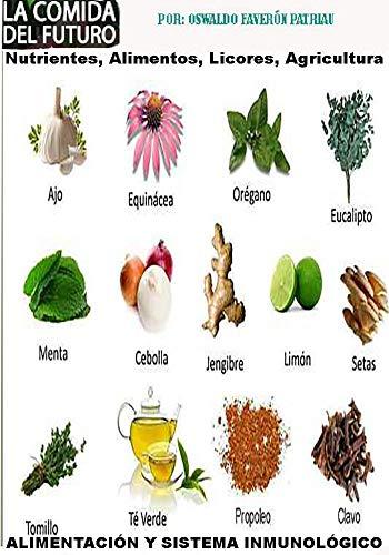 Alimentación y sistema inmunológico (Spanish Edition)
