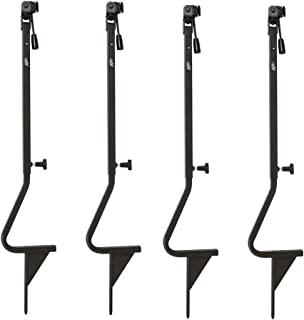 HME Products Ground Trail Camera Mounts   4-Pack   Elevates Cam 26 to 36 in.   Universal, for All Game Cams