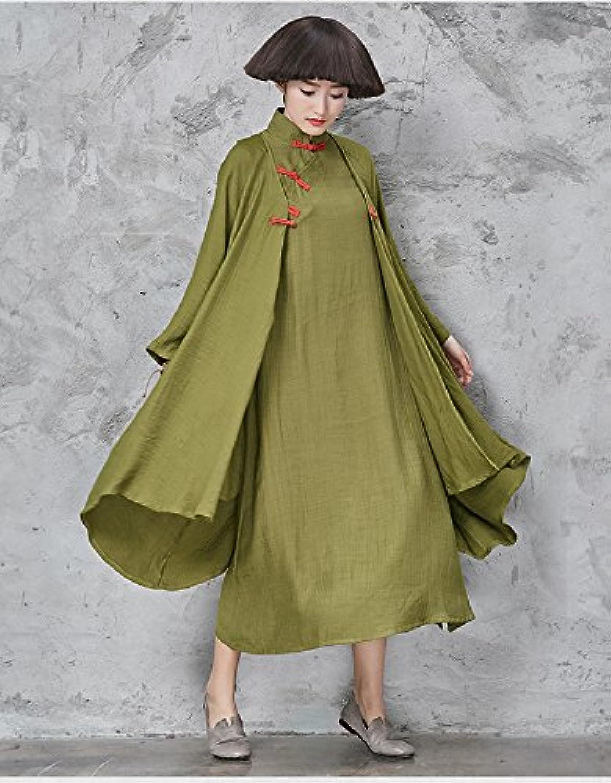 GAOXU die ursprüngliche Baumwolle Kleid ungewöhnlich ungewöhnlich ungewöhnlich Lange Strickjacke, Mantel - Pullover im frühjahr und im Sommer die klimaanlage B076YYWH8D  Saisonale Förderung 6bf28e