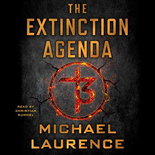 The Extinction Agenda audiobook cover art