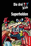 Die drei ??? Kids, Superhelden (drei Fragezeichen Kids): Doppelband + Kurzkrimi