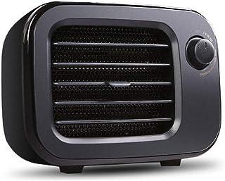 Calefactor Portátil, Calentador de cerámica mini portátil constante de temperatura, ventilador del calentador del calentador de escritorio Calentadores eléctricos con protección contra sobrecalentamie
