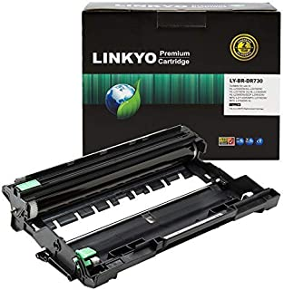 LINKYO Compatible Drum Unit Replacement for Brother DR730 DR-730