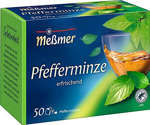 Ostfriesische Tee Gesellschaft GmbH -  Meßmer Pfefferminze