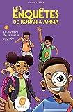 Les enquêtes de Konan & Amma - tome 01 Le mystère de la statue pygmée (01)