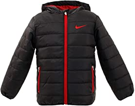 Nike Kids Mens Quilted Jacket (Toddler)