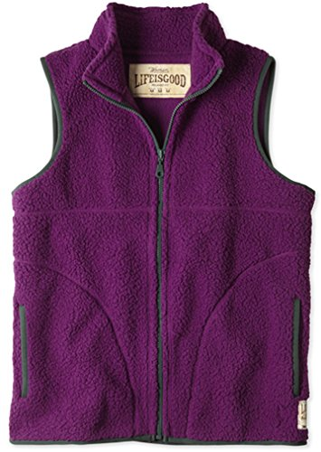 Life Is Good Sherpa Vest