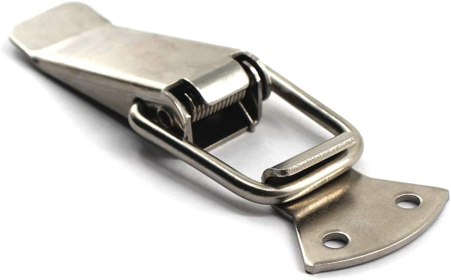 20 morsetti a molla in acciaio inox per cassetta degli attrezzi casse