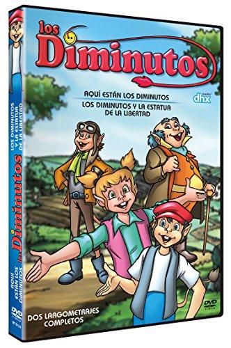 Aquí Están Los Diminutos + La Estatua de la Libertad(Here Come the Littles + Liberty and the Littles) 1985 - 1986 [DVD]