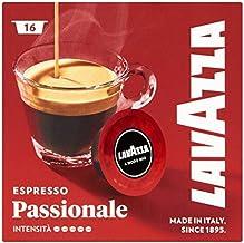 Lavazza A Modo Mio Espresso Passionale - 16 per pack