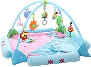 Z Baby Play Mat, Music Crawling Fitness Play Mat Baby, Protection Soft Fitness Play Mat For Baby for Bedroom Living Room G...