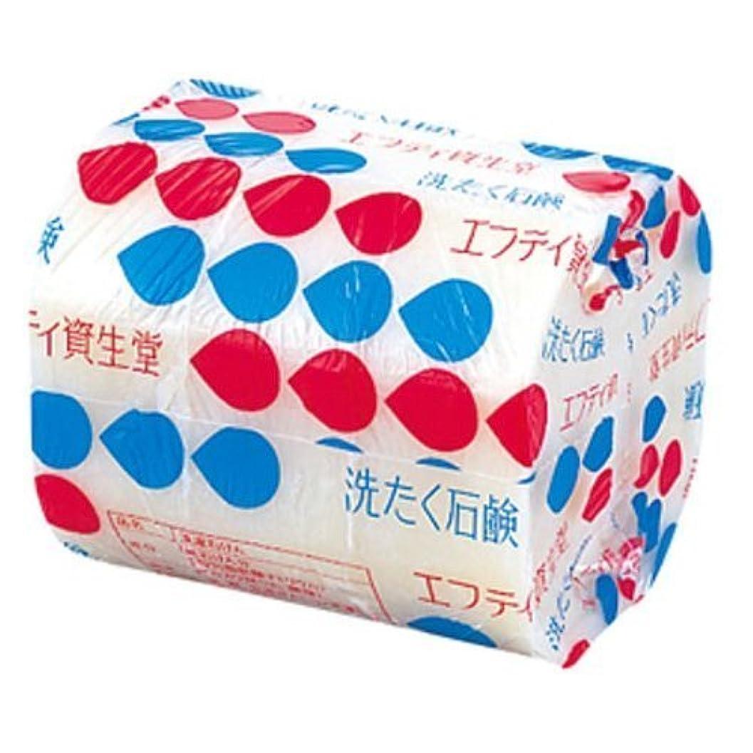 パンチ霜ビジター【資生堂】エフティ資生堂洗たく石鹸花椿型3コパック200g