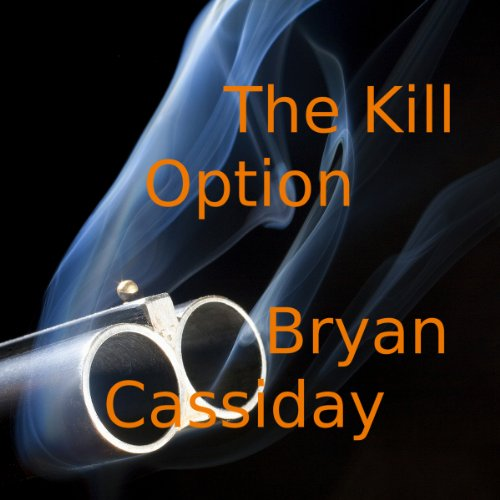 The Kill Option audiobook cover art