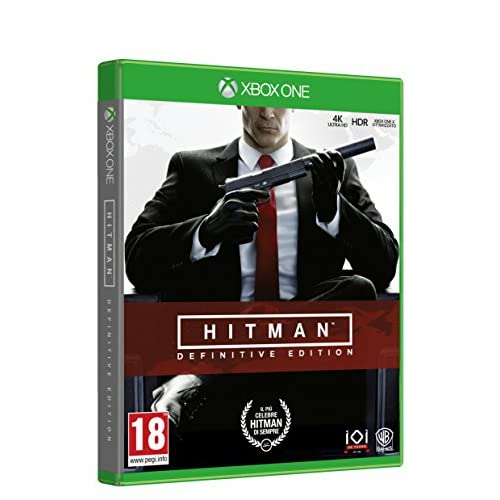 Hitman Definitive Edition, 20° Anniversario - Xbox One