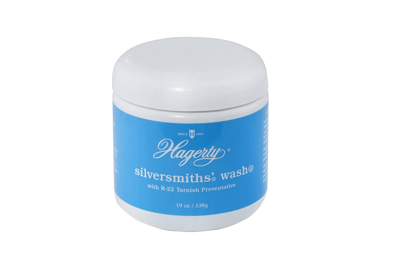 W. J. Hagerty Hagerty 12170 Silversmiths' Silver Wash, 19 Ounces, 19-Ounce, Blue