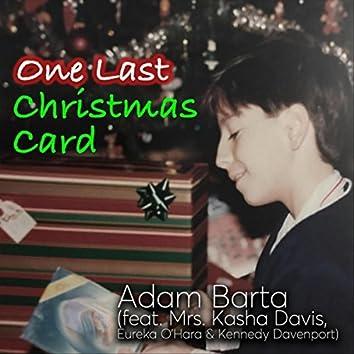 One Last Christmas Card (feat. Mrs. Kasha Davis, Eureka O'Hara & Kennedy Davenport)