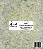 Moldmaster - Cera di soia Naturale, 5 kg, Colore Bianco