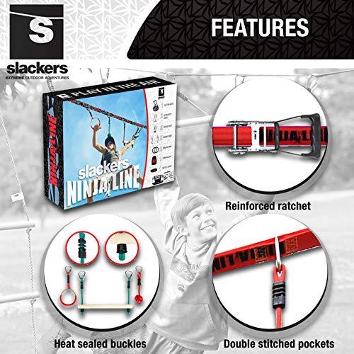 Slackers 56&#   x2019; Ninjaline Intro Kit