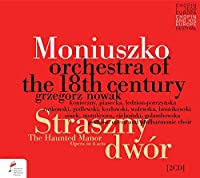 Konieczny/Piasecka/Nowak/Orchestra of the Eighteen: Haunted