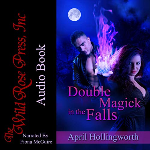 Double Magick in the Falls Audiobook By April Hollingworth cover art