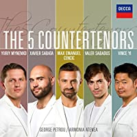 Various: the 5 Countertenors